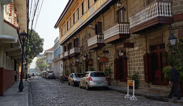 Que faire à Manille - Intramuros