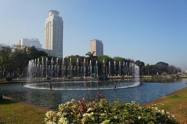 Que visiter à Manille - Rizal Park