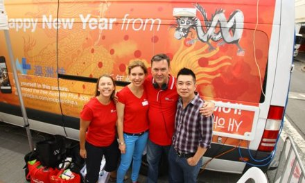 ABC Radio Broadcast Cabramatta 2014