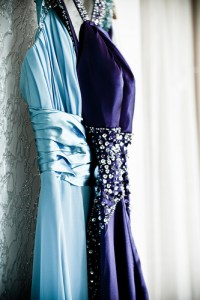 Corset and gothic style prom dress | Caught in sisters ...