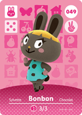 Animal Crossing New Leaf Wallpaper Qr Bonbon Nookipedia The Animal Crossing Wiki