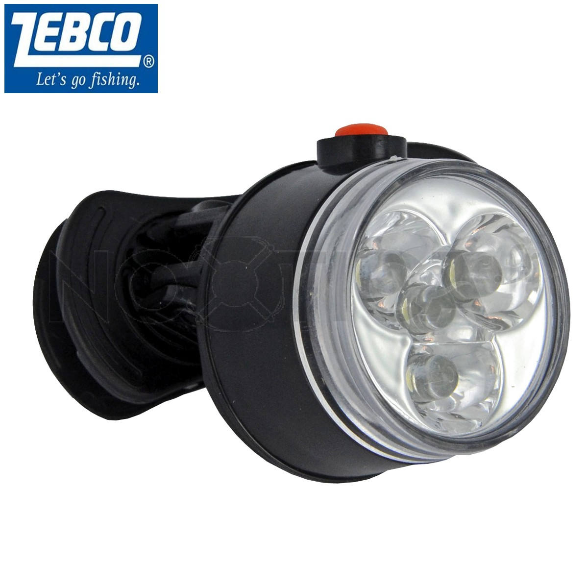 Lampe Clip Lampe Zebco Led Clip On Light