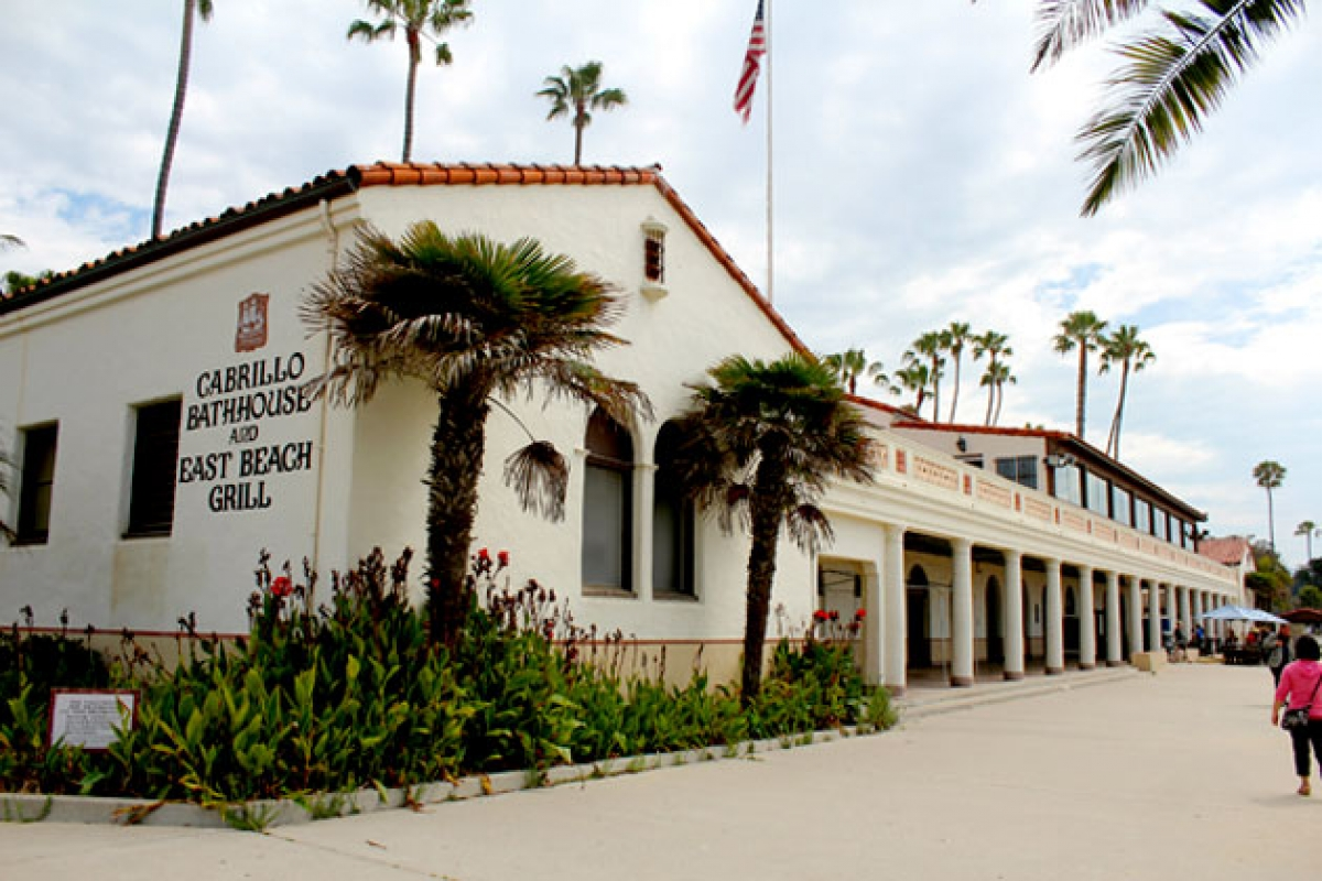 Cabrio Pavillon Santa Barbara Moving Forward On 12 1 Million Renovation Of