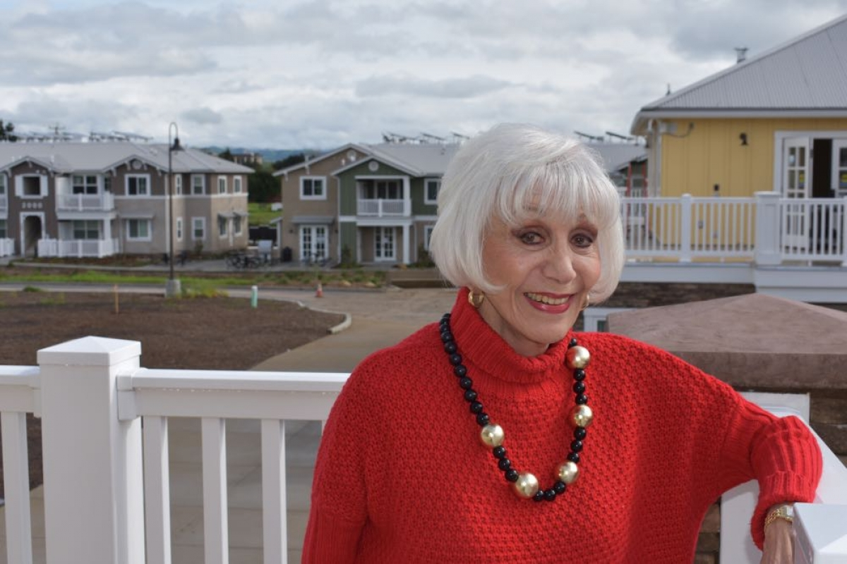 Rona Moving Boxes Golden Inn Village Fills With Residents As Rona Barrett S Dream