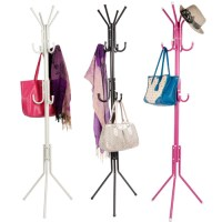 Clothes Rack Coat Stand - Pink | Wedding Gift Registry ...