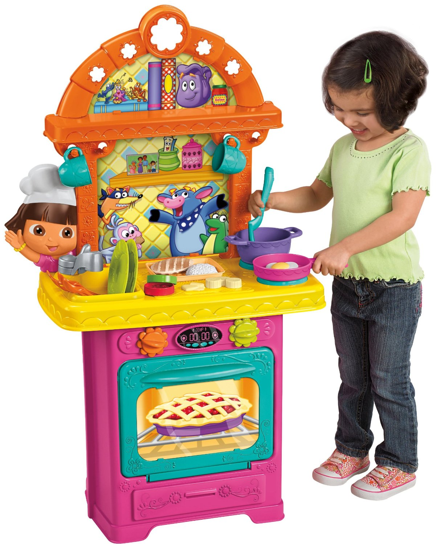Dora The Explorer Sizzling Surprises Kitchen Just 3749