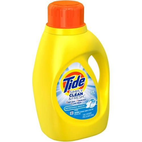 Medium Of Wisk Laundry Detergent