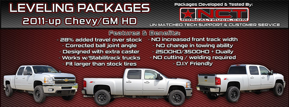 NorCalTruck Buy Cognito Lift Kits, Suspension,  Steering