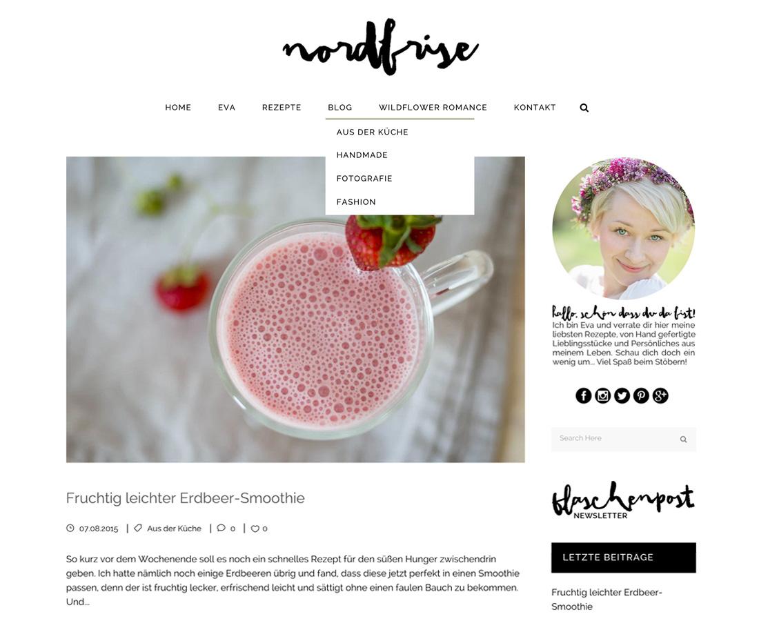Alles neu macht der August! nordbrise Foodblog & Foodfotografie | Rezepte, Kooperationen, Über mich, Eva, Tipps & Tricks