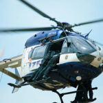 Polizei-Hubscharauber