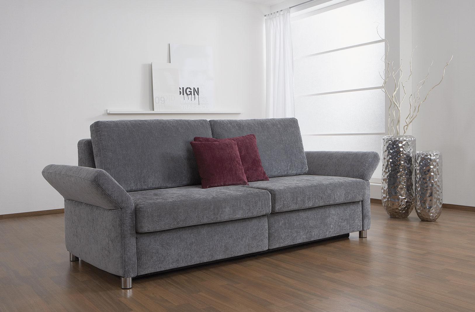 sleeper sofa bedding