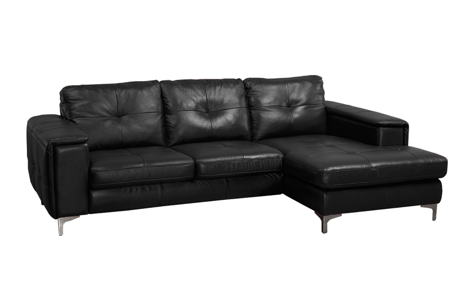 Sofa Frankfurt Frankfurt Sectional Mountain Black Nordholtz Furniture