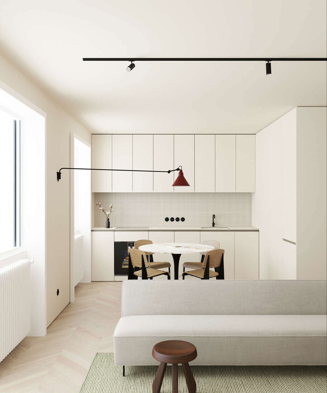 Design Skandinavien This Modern Scandinavian Style Apartment Is A Lesson In Warm