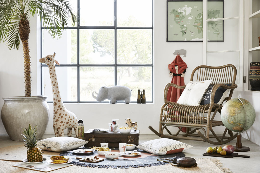 Toy Toys Moving Playful Safari Themed Designs For Hm Home 39;s Latest Kids