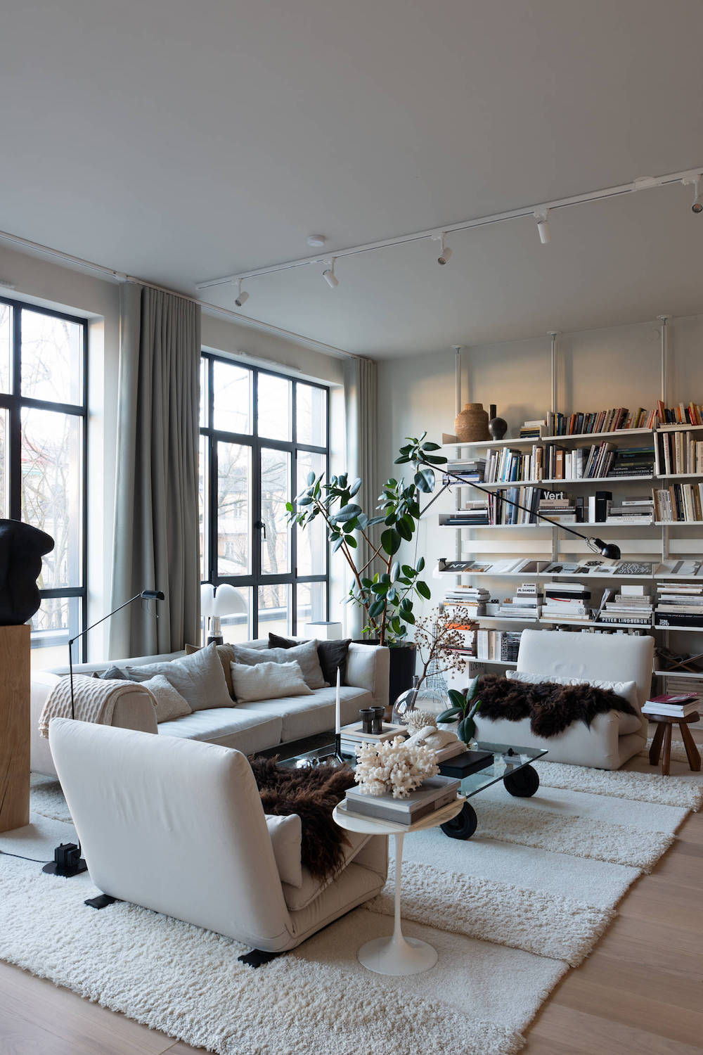 Tour The Stunning Home Of Fabulous Interior Designer Lotta Agaton Nordic Design