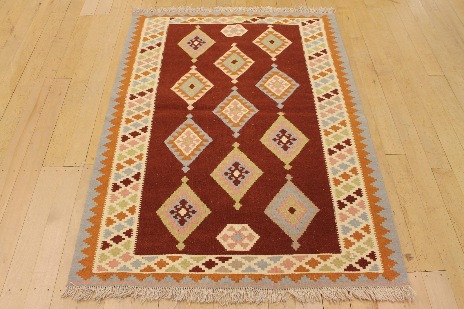 Kelim Berlin Kilim Carpet 150x109cm