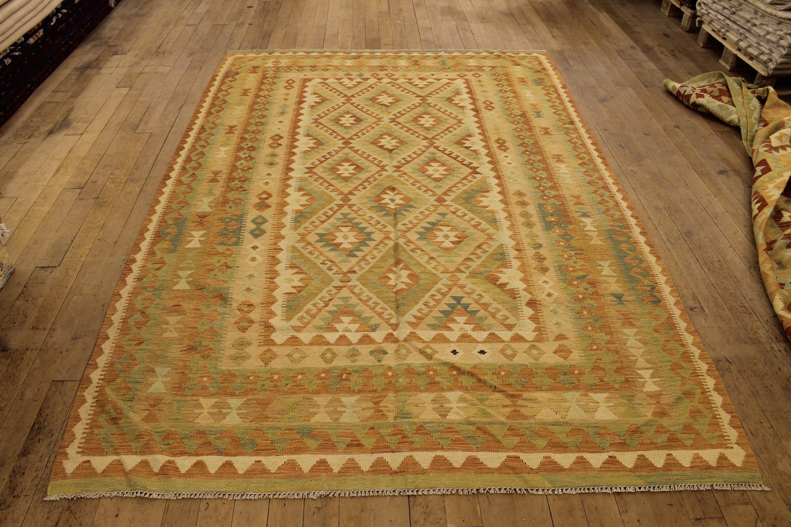 Kelim Berlin Kilim Carpet 293x188cm