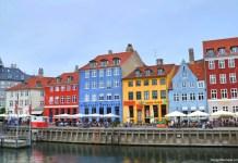 Kopenhagen, Dänemark, Blog