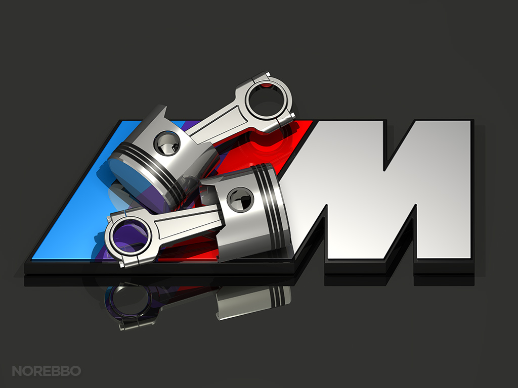 Cars Hd Wallpapers 1080p For Pc Bmw 3d Bmw M Logo Illustrations Norebbo