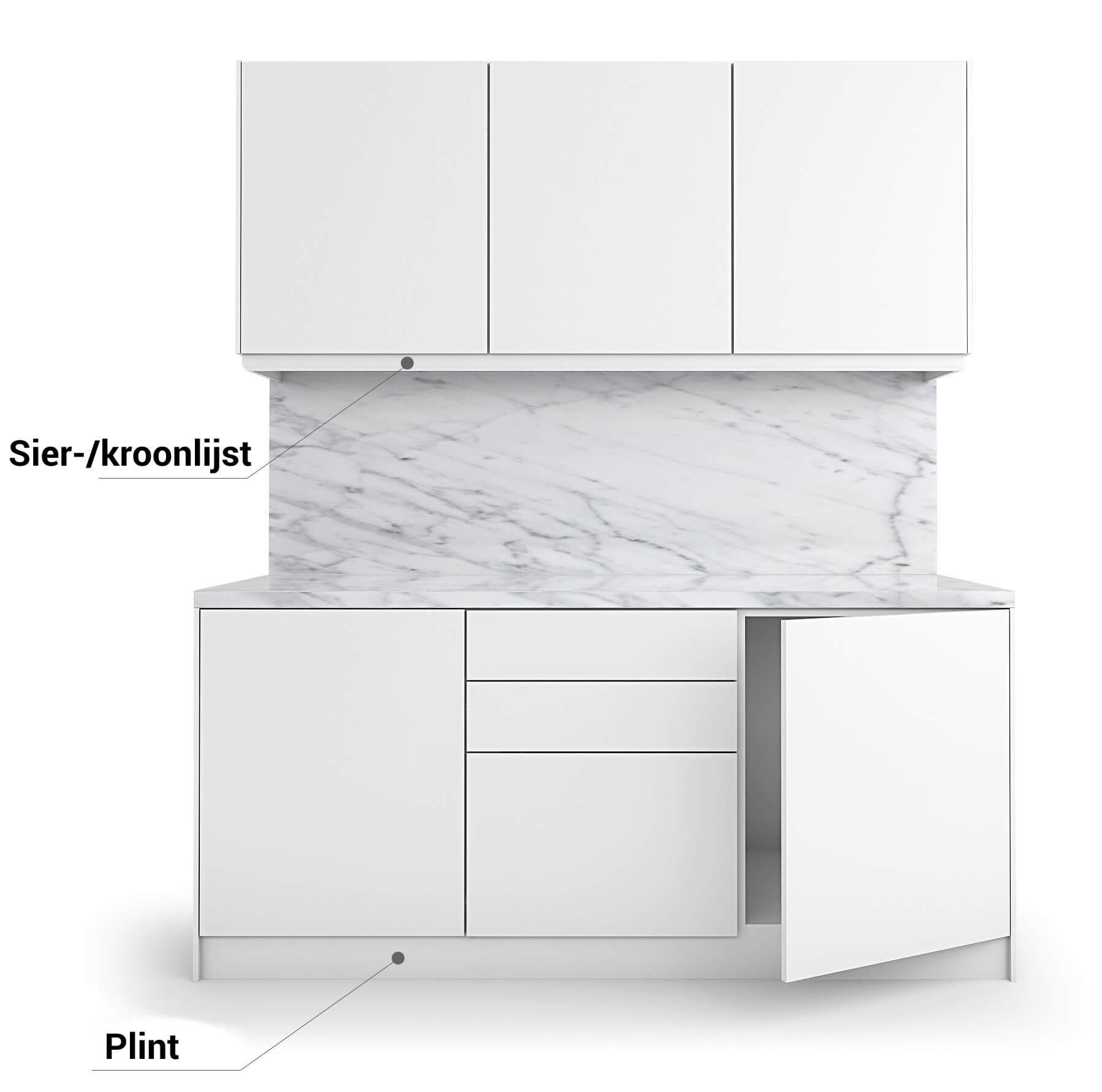 Ikea Keuken Bedekkingspaneel Replace Your Doors For Ikea Kitchen Cabinets Metod Classic Style