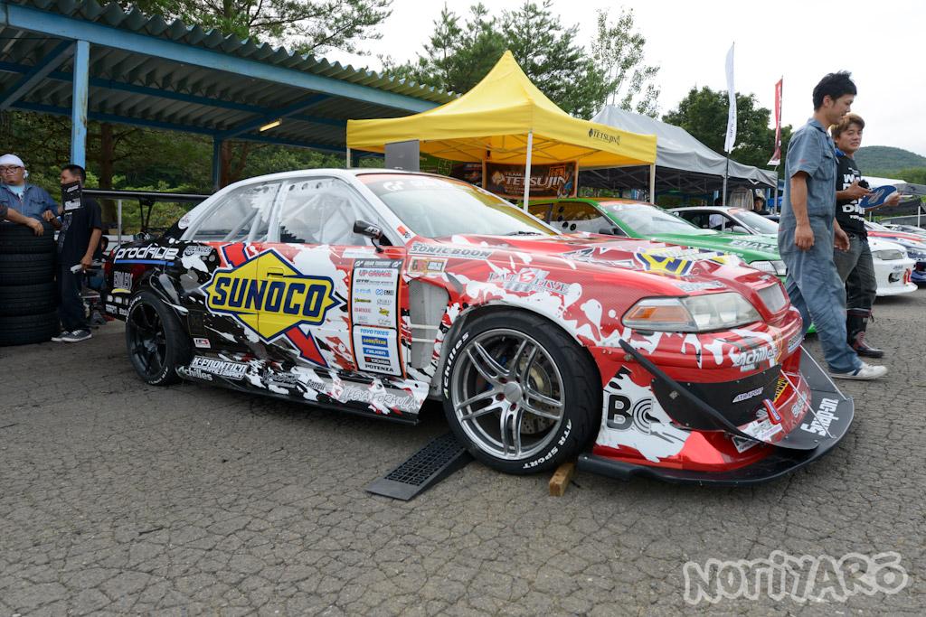 Speed Holes And Methanol Daigo Saitos 2014 Jzx100 Noriyaro