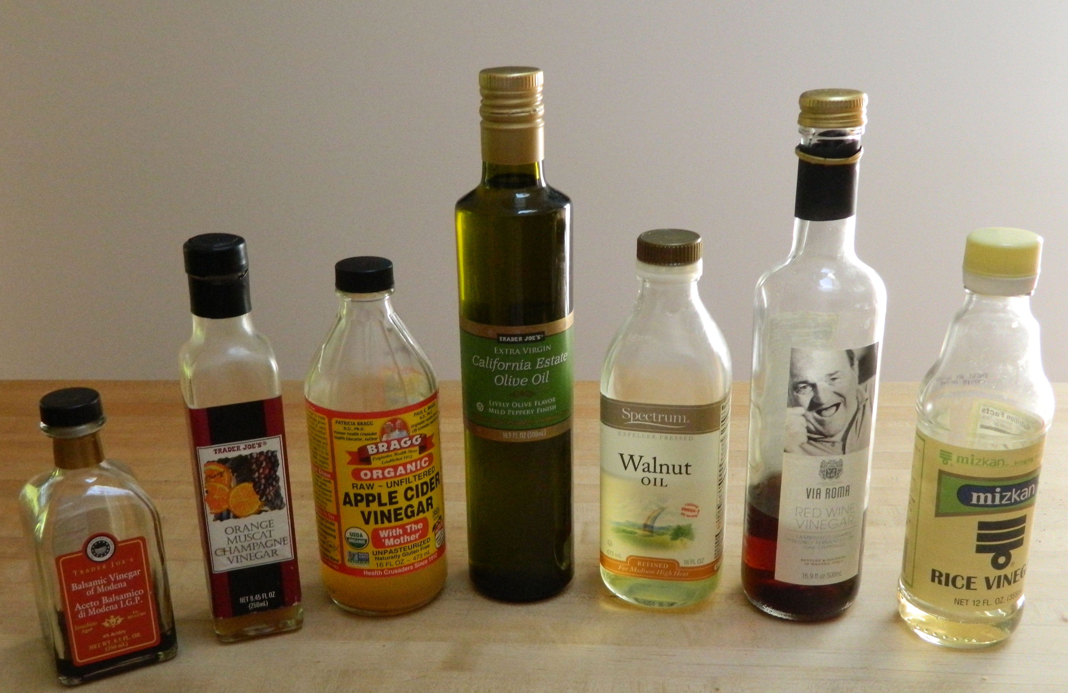 Oil And Vinegar The Best Salad Starts With Homemade Dressing Norma