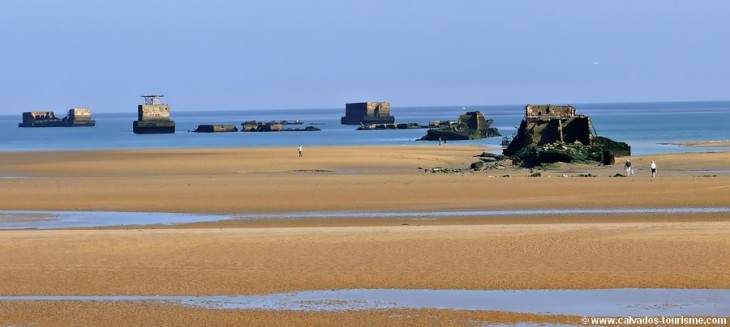 B And B Saint Malo Tour B-1 : Gold Beach - Normandy Sightseeing Tours, Local