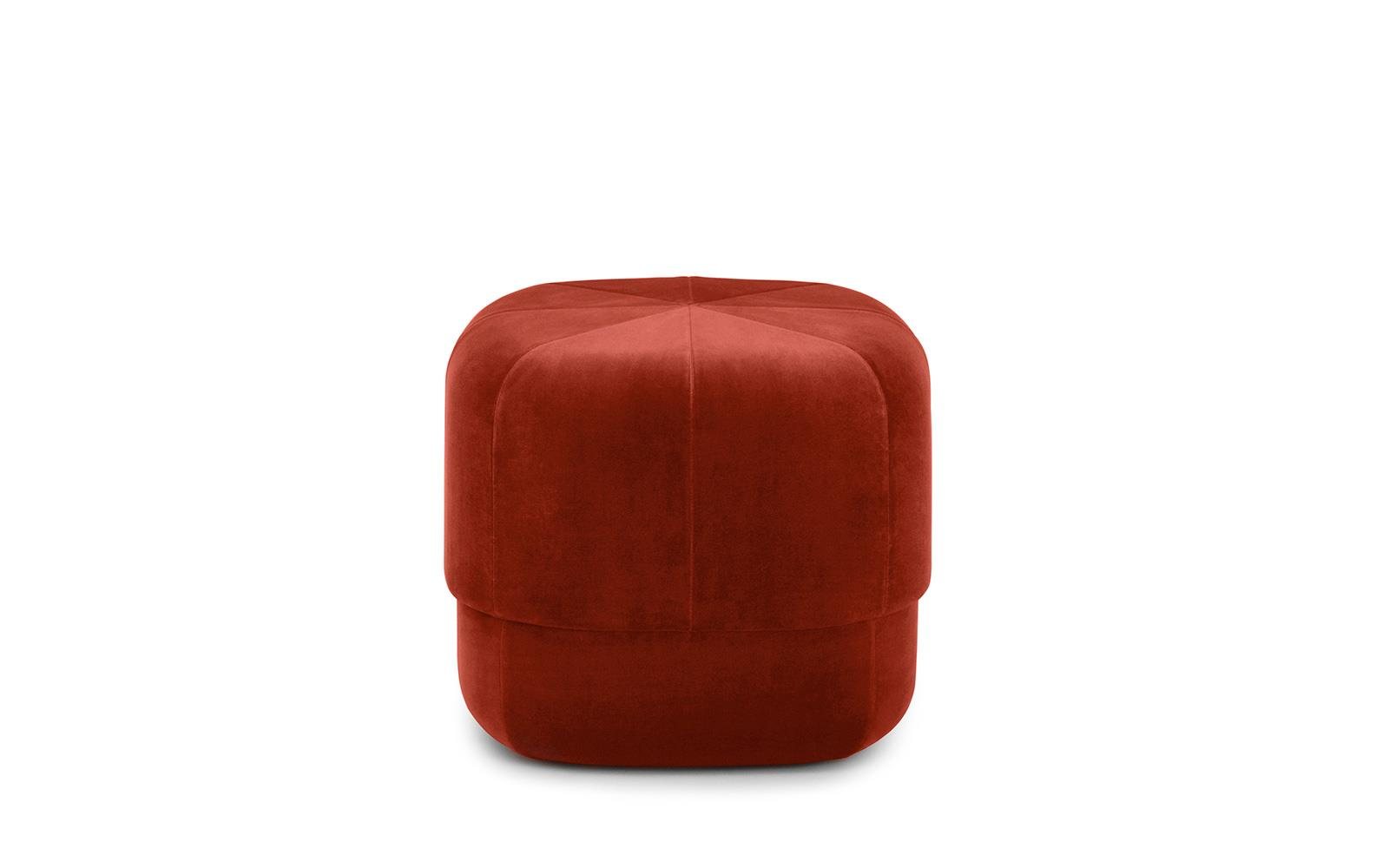 Moroccan Leather Pouf Design Sit Down Pinterest Leather Circus Pouf Small Rust