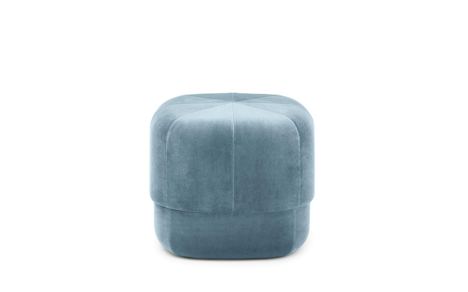 Moroccan Leather Pouf Design Sit Down Pinterest Leather Circus Pouf Small Light Blue