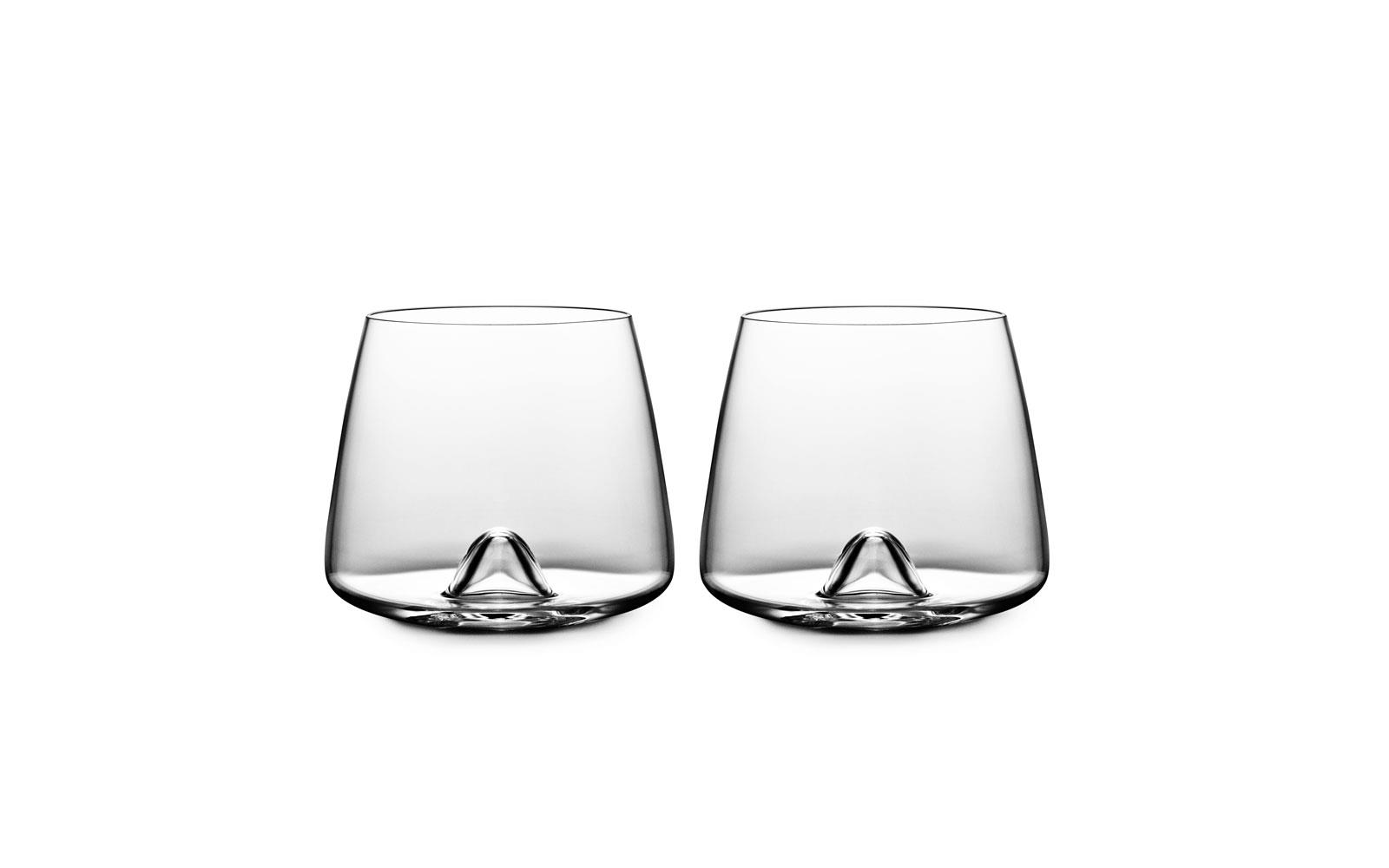 Wisky Glas Whiskey Glass 2 Pcs 30 Cl Glass