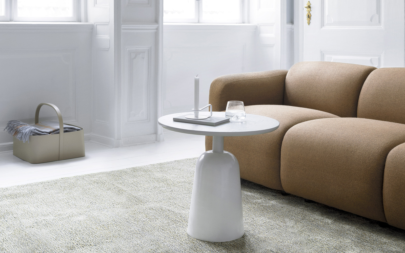 Allegro Follow Couchtisch Turn-tisch: Von Normann Copenhagen - Bruno Wickart Blog