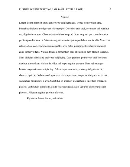 Estructura de un artículo (paper) de investigación usando Normas APA