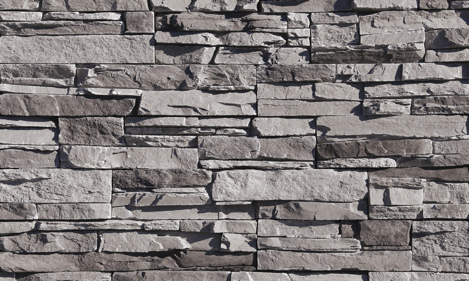 Dark Blue Smokey Quote Wallpaper Eldorado Stacked Stone Norristown Brick