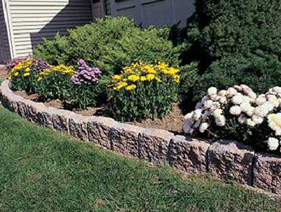 Borders Edging Norristown Brick