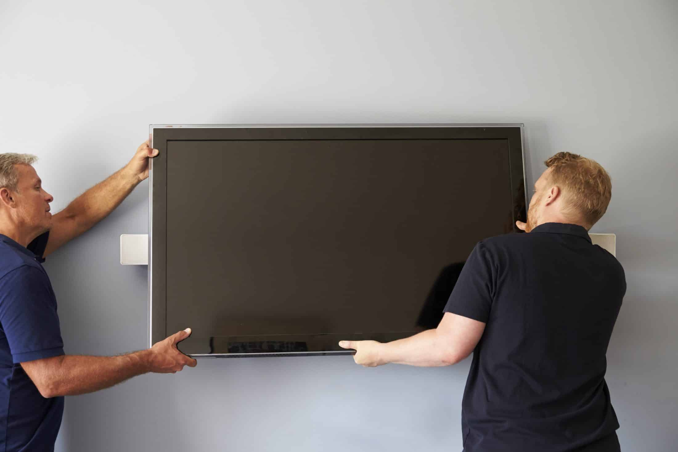 Tele Accrocher Au Mur T.v. Installations | Nortech Electronics - Tv & Applaince