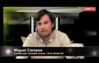 Preto no Branco: Miguel Campos