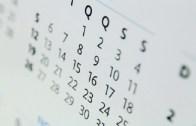 Agenda do Dia: Sexta, 8 Setembro