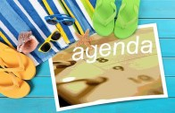 Agenda do Dia: Ter, 8 Agosto