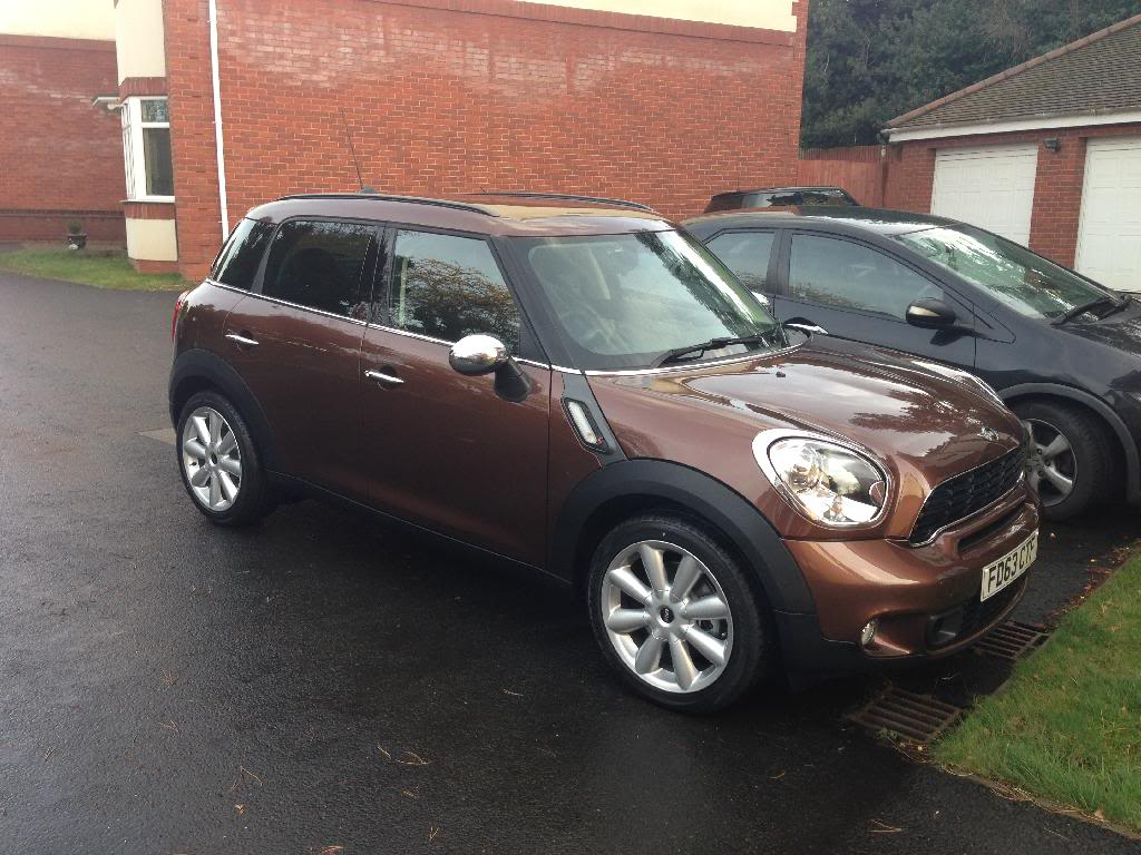 Mini Cooper S Owners Club Official Brilliant Copper Owners Club Page 5 North