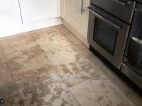 Cleaning Stained Tile Floors