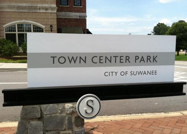 Town Center Park Suwanee GA