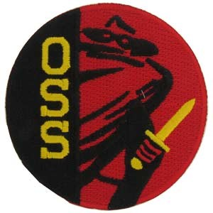 Photo: OSS Morale Patch