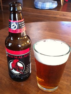 Red Seal Ale by North Coast Brewing Company