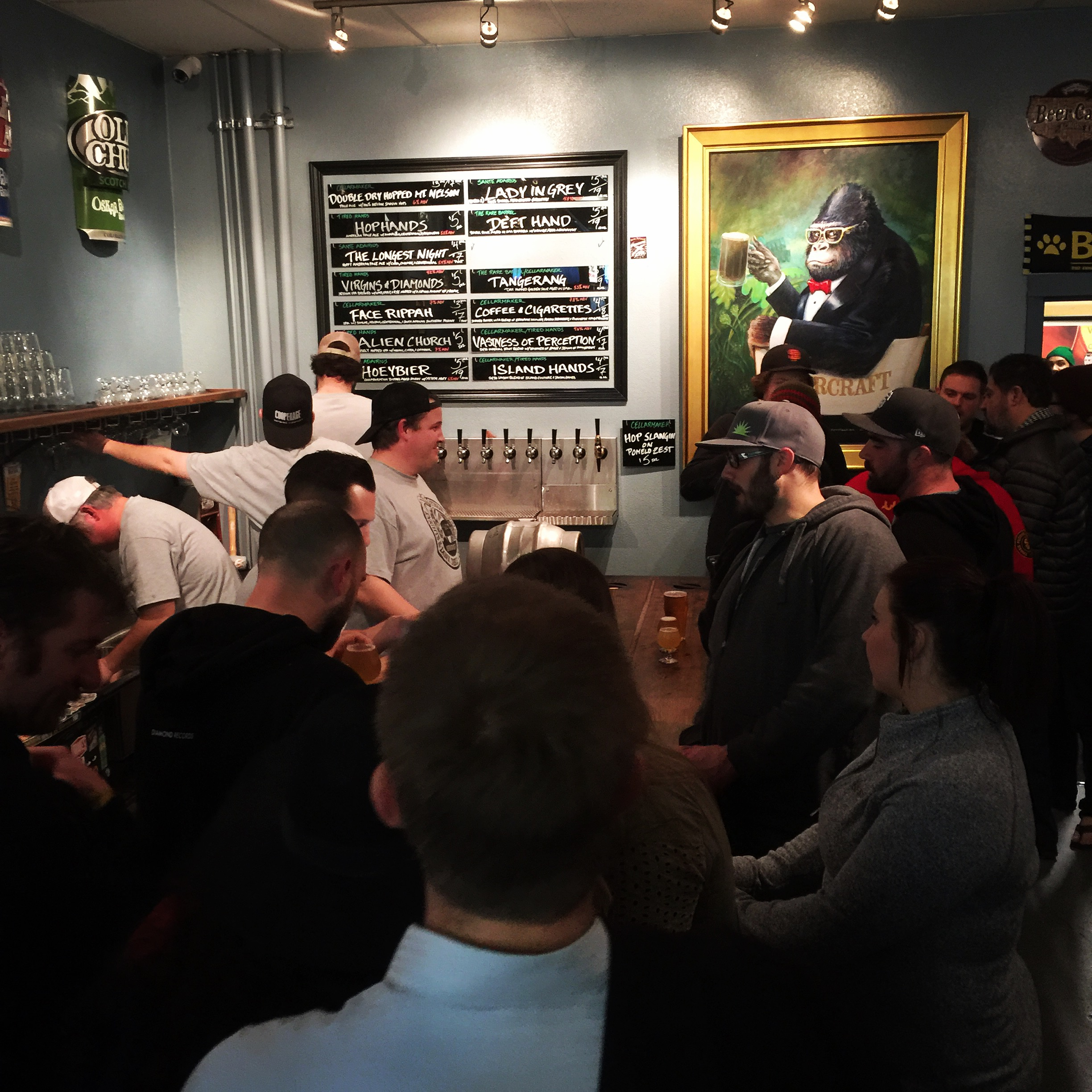 Sf beer week 2016 is in full swing north bay brewery tours for Beer craft rohnert park