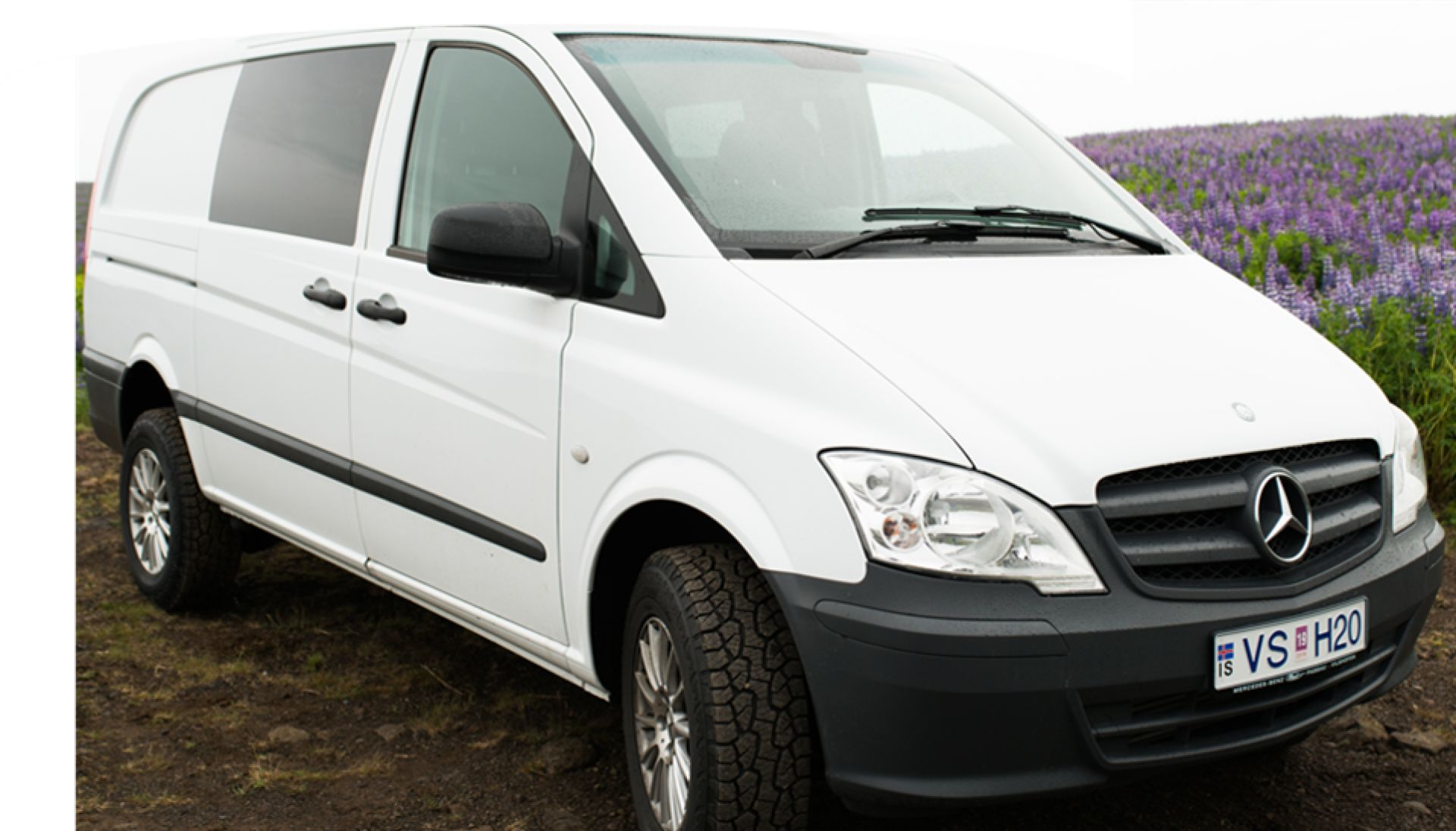 Mercedes Vito Tourer Rent A Mercedes Vito In Iceland Northbound Is