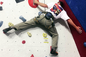 Climb Programs for all ages at North Country Climbing