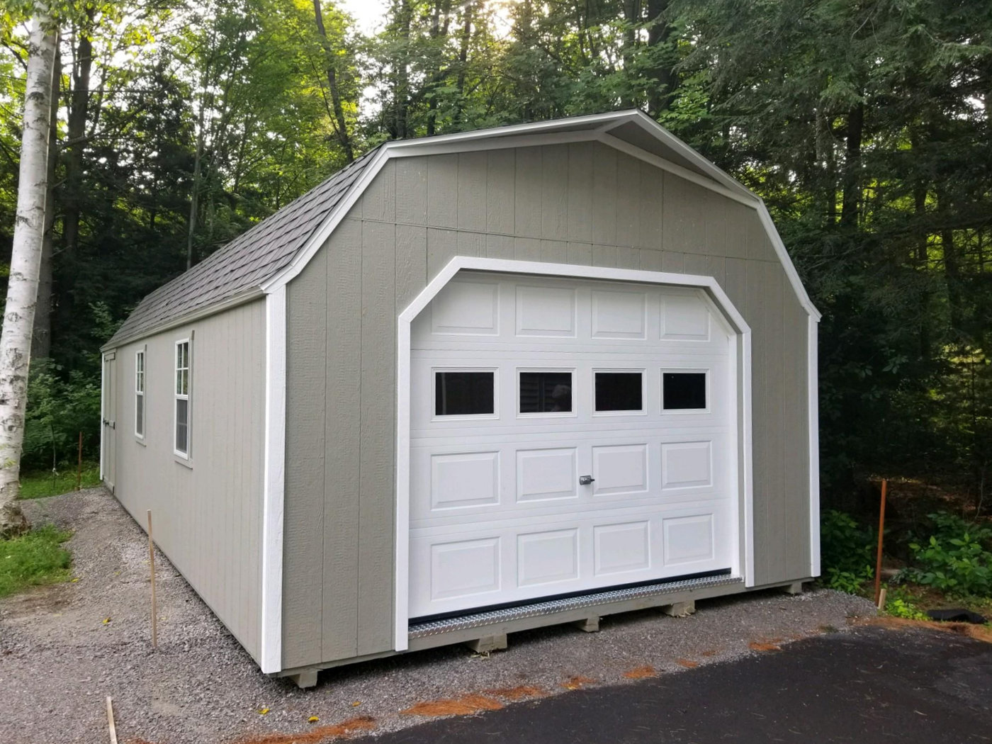 Garage Design Ottawa Wooden Prefab Garden Sheds North Country Sheds