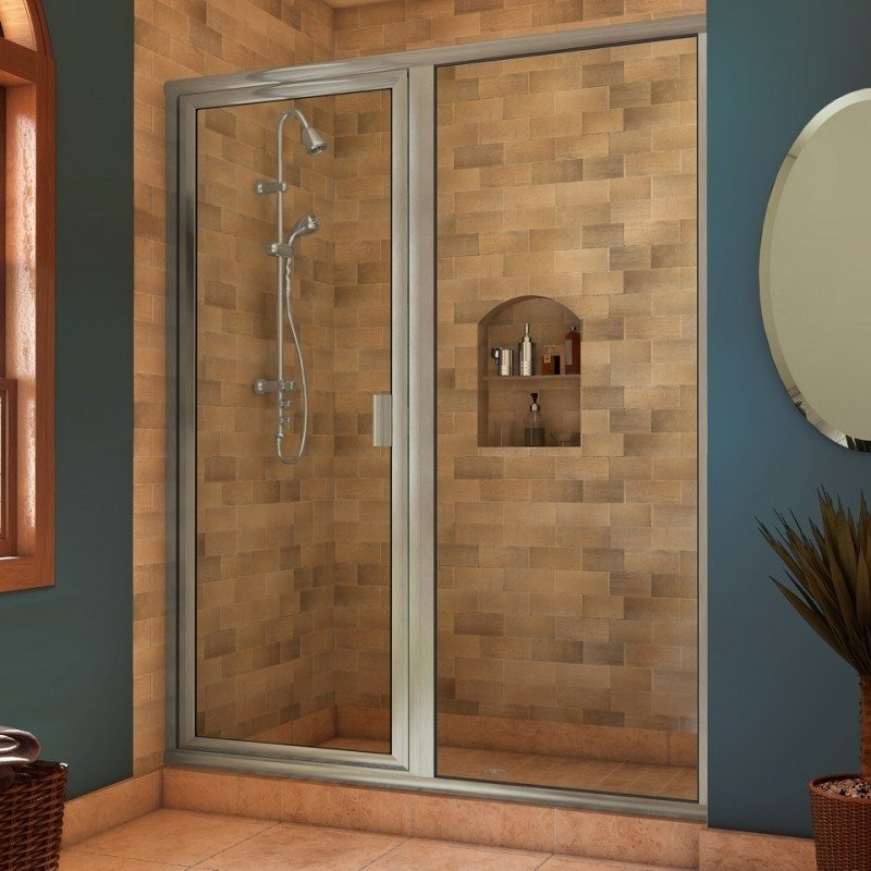 Frameless Mirror Sliding Closet Doors Framed Shower Doors Orange Ca North County Glass