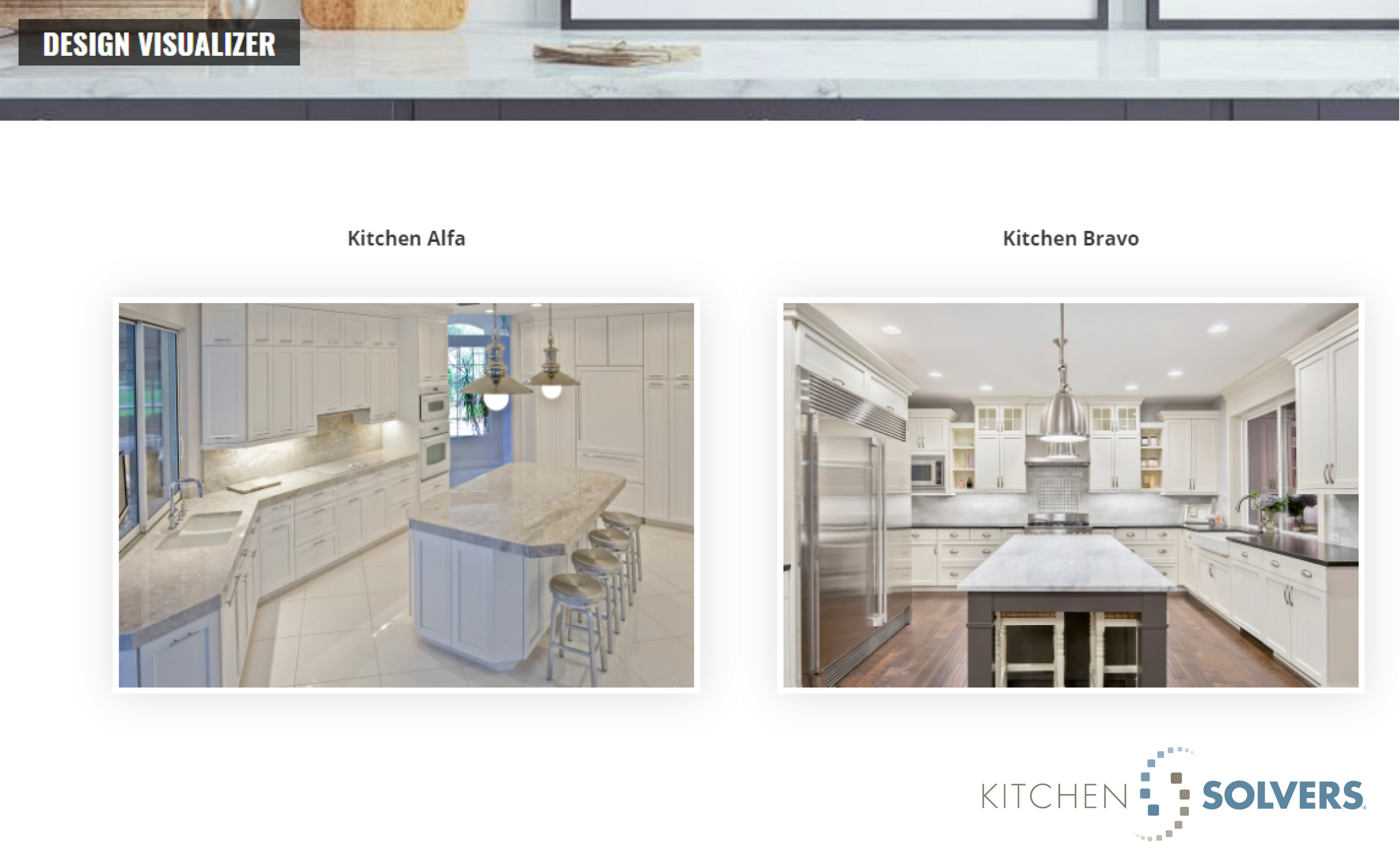 Kitchen Solvers Design Visualizer App