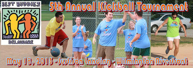 Best Buddies Delaware 5th Annual Kickball Tournament - North - best buddies organization